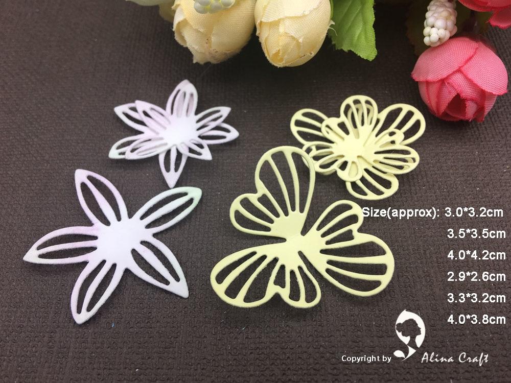 Spring Flower (Outline) Die