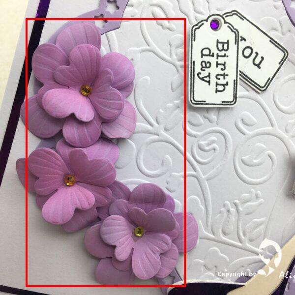 Spring Flower (Base) Die