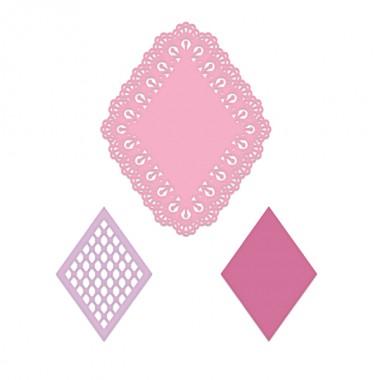Lacy Diamond Die